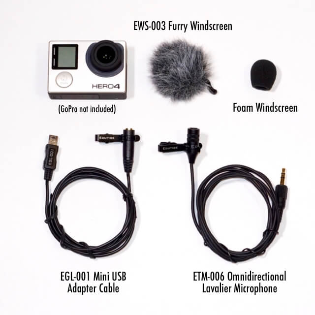 Best external microphone for GoPro