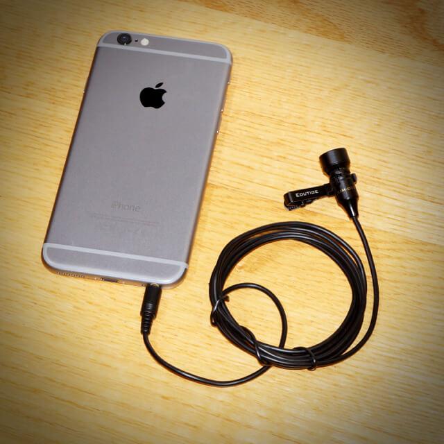 Best unidirectional external Microphone for iPhone iPad iPod Touch MacBook iMac Mac Mini iPad Pro