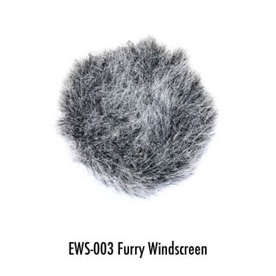Edutige microphone furry windscreen