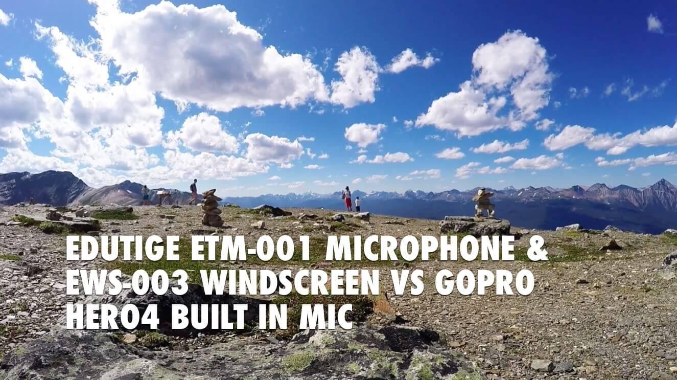 Best GoPro Hero4 external microphone