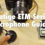 Edutige best external microphone for GoPro DSLR