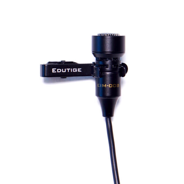 best iphone microphone edutige eim 008 unidirectional external microphone for iphone 10260