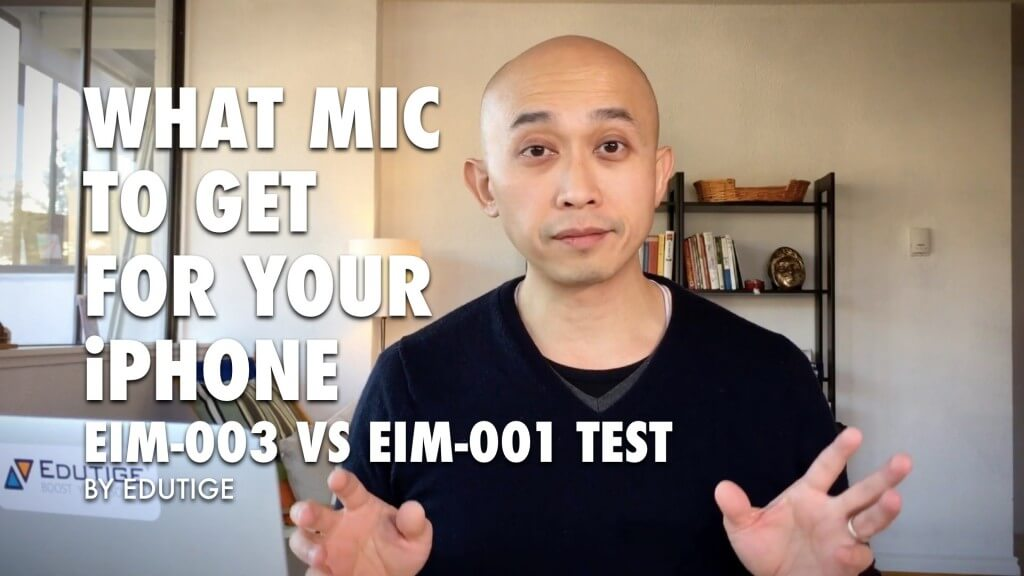 Best external microphone for iPhone iPad iPod Touch MacBook iMac