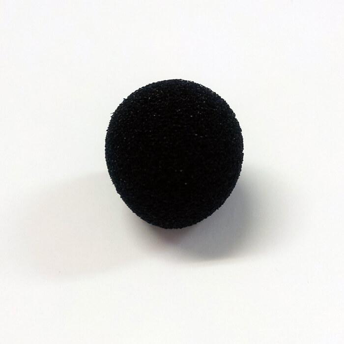 Need to replace foam windscreen on Edutige microphone