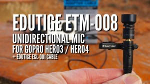 ETM-008 Test with GoPro