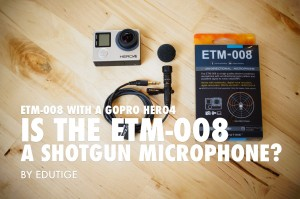 Best external microphone for GoPro Hero4