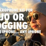 Best external microphone for mobile journalism and vlogging with iphone 6