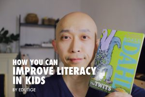 How to help children develop early literacy skills