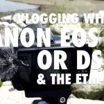 best external microphone for vlogging with DSLR