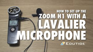 Best lavalier microphone for Zoom H1